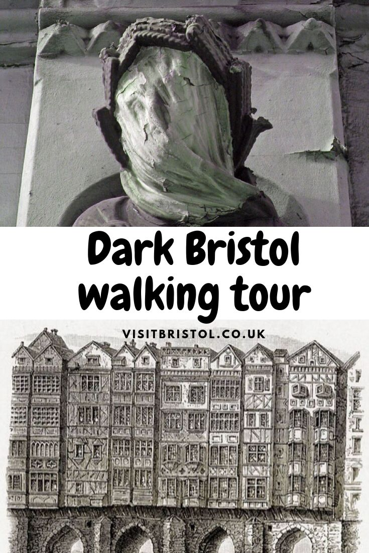 Dark Bristol Walking Tour