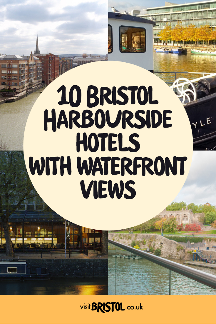 10 Bristol Harbourside hotels with waterfront views