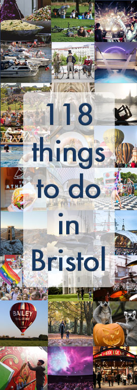 118 things to do in Bristol