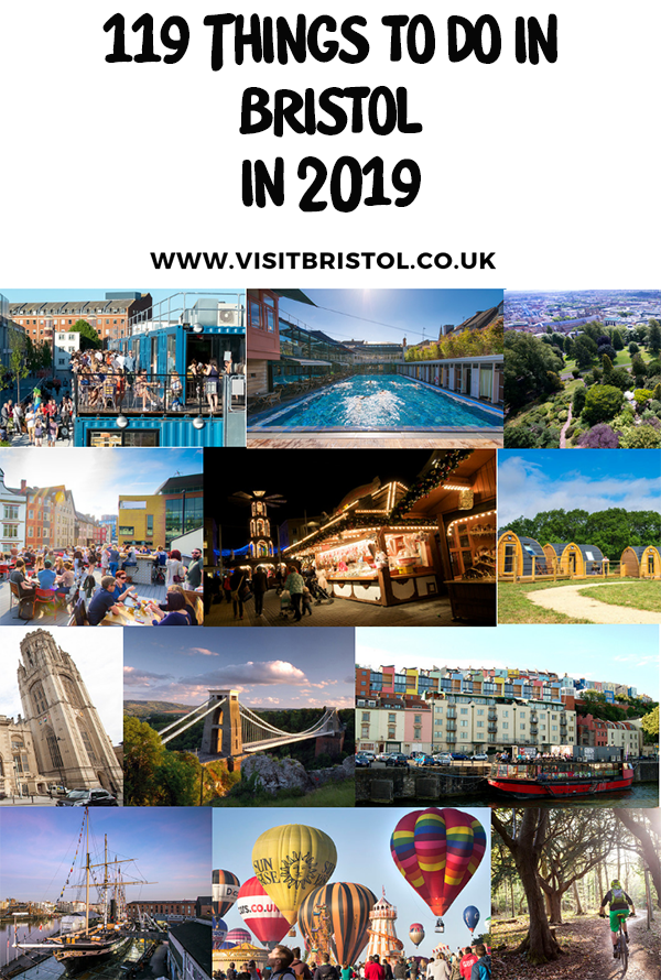 119 things to do in Bristol in 2019