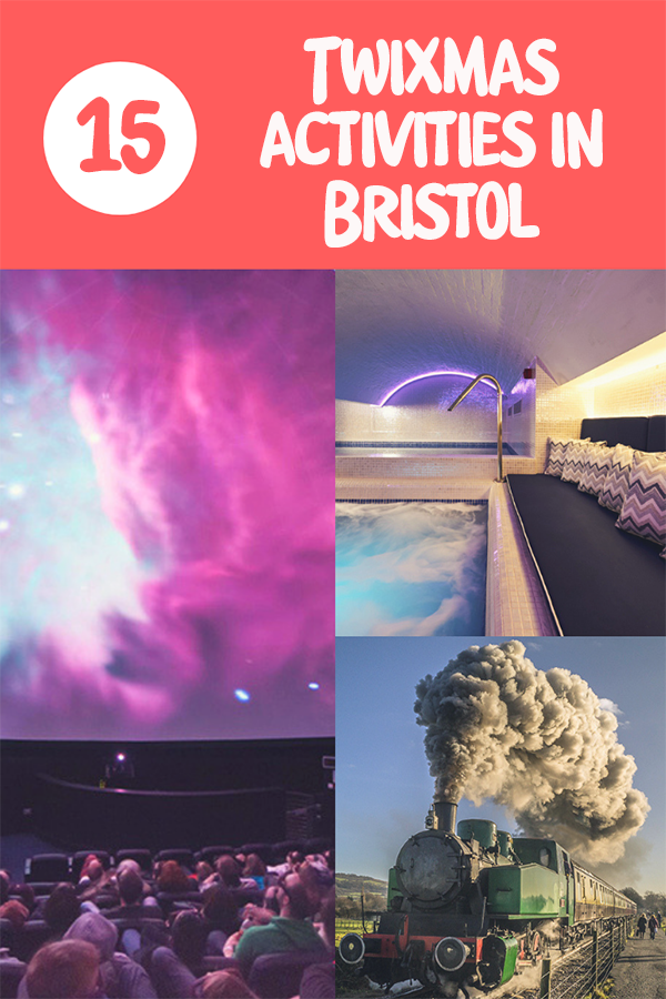15 twixmas activities in Bristol