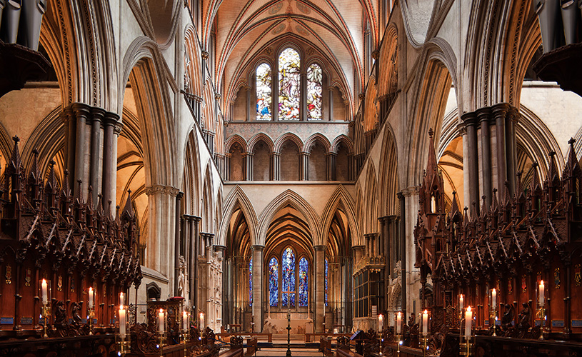 Salisbury Cathedral - Christmas Carol concerts and services in Bristol
