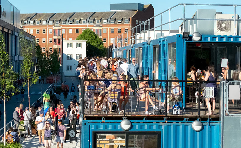 Wapping Wharf - 119 things to do in bristol in 2019