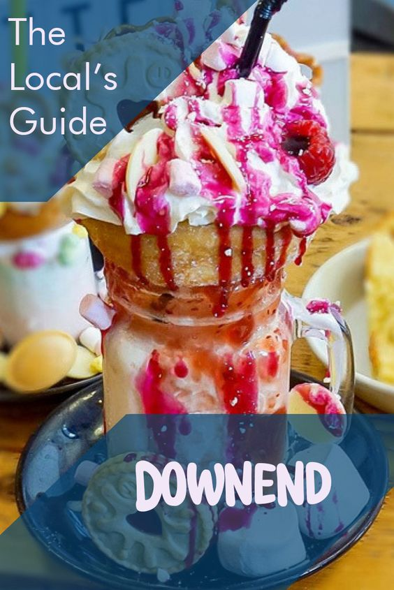 Downend guide