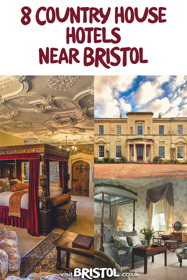 country house hotels near Bristol for urbanites