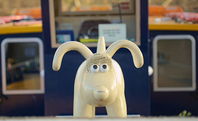 Gromit - Bristol Ferry Company - Bristol's best dog-friendly hotels