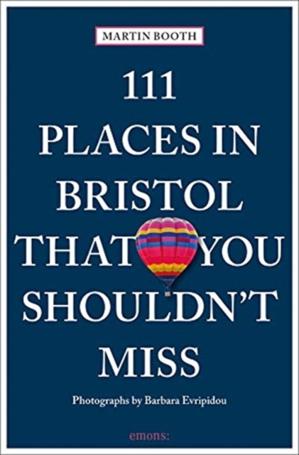 11 Places in Bristol That You Shouldn't Miss - front cover