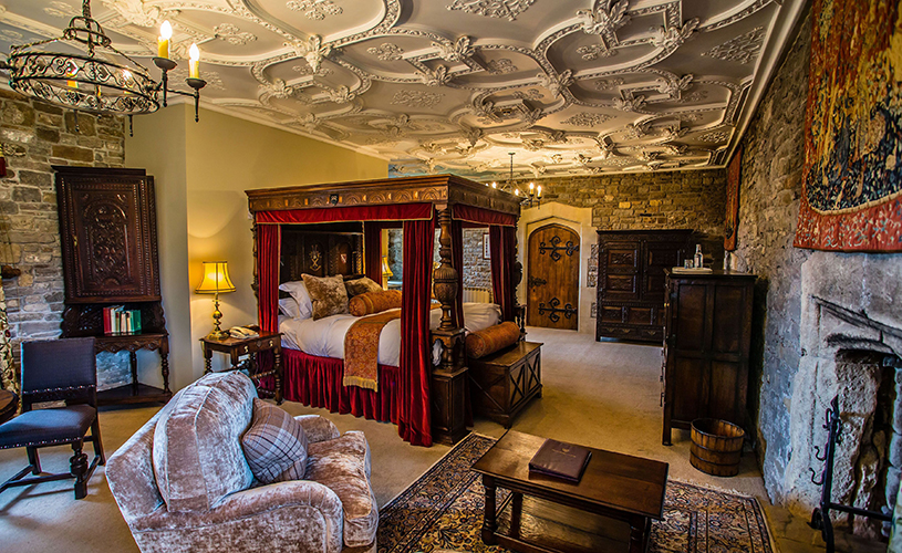 Thornbury Castle - country house hotels