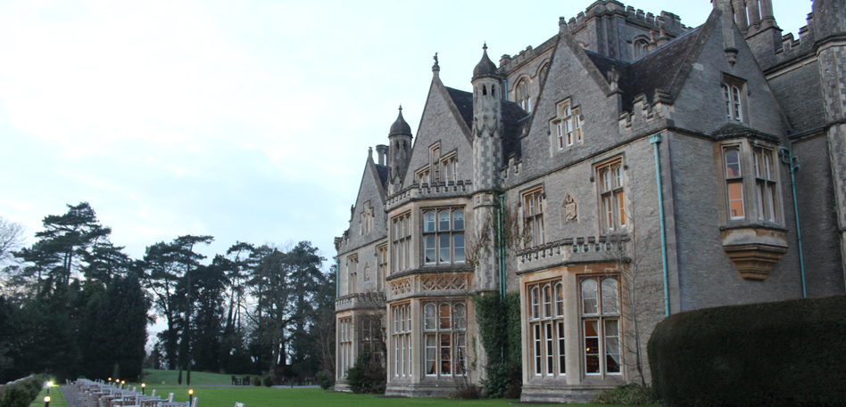 Tortworth Court - country house hotels bristol