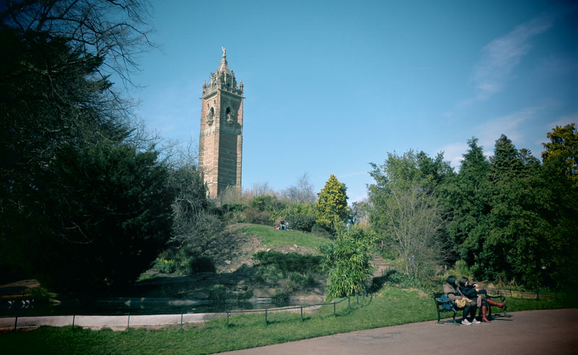 Cabot Tower and Brandon Hill