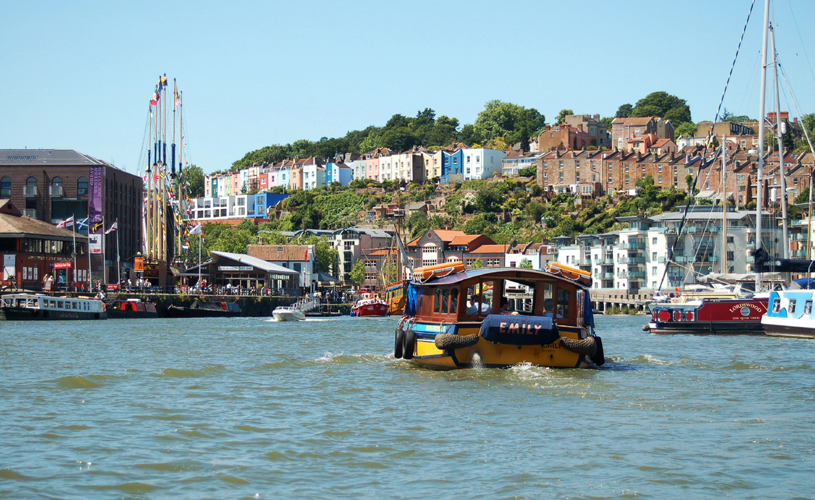 Bristol Ferry A-Z of Bristol