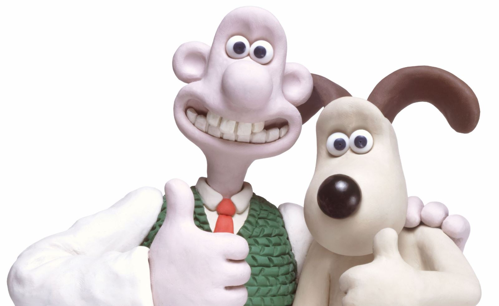 Wallace and Gromit - credit Aardman Animations