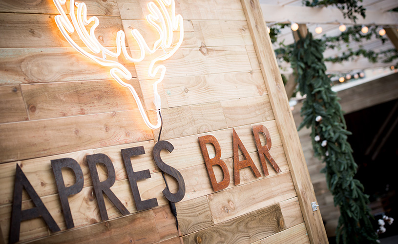Apres Bar - Winter Fair Millennium Square - Jon Craig Photography