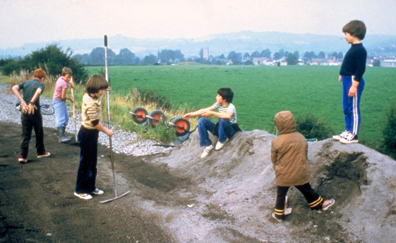 Bristol and Bath Railway Path 1979