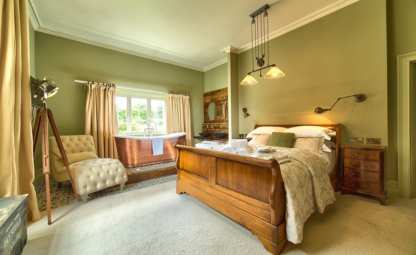 Backwell House - Bristol's cosiest hotels for autumn hibernation