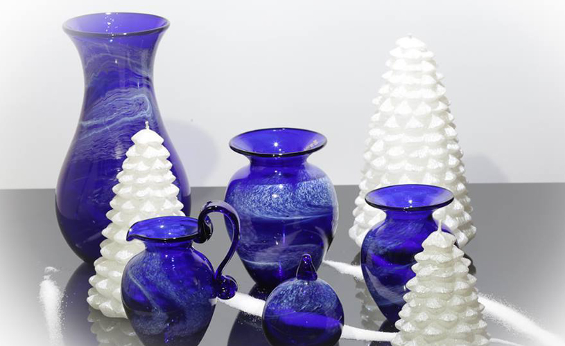 Image bristol blue glass - ultimate bristol christmas gift guide