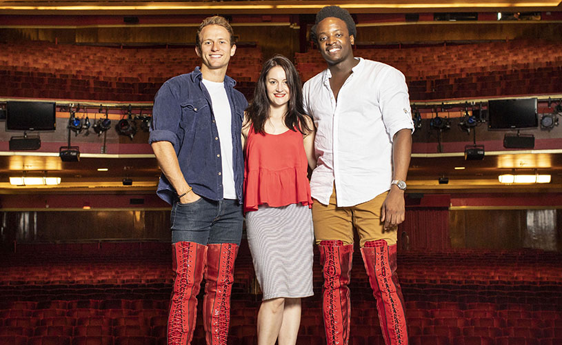 Casting announced for UK Tour Kinky Boots, London's smash hit and