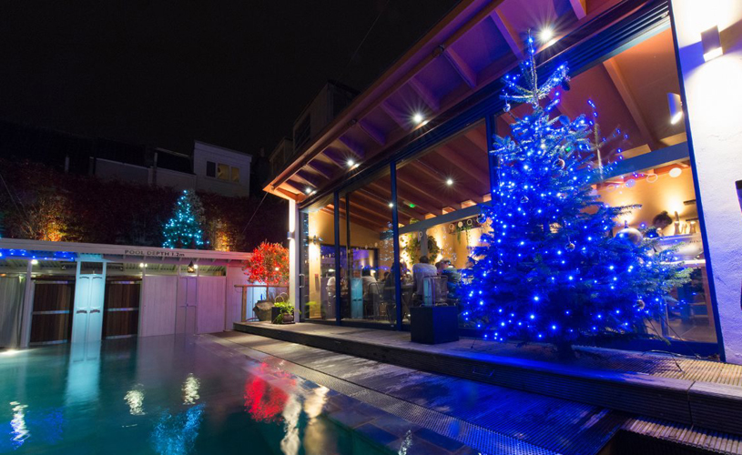 Bristol Lido - unusual Christmas gifts from Bristol