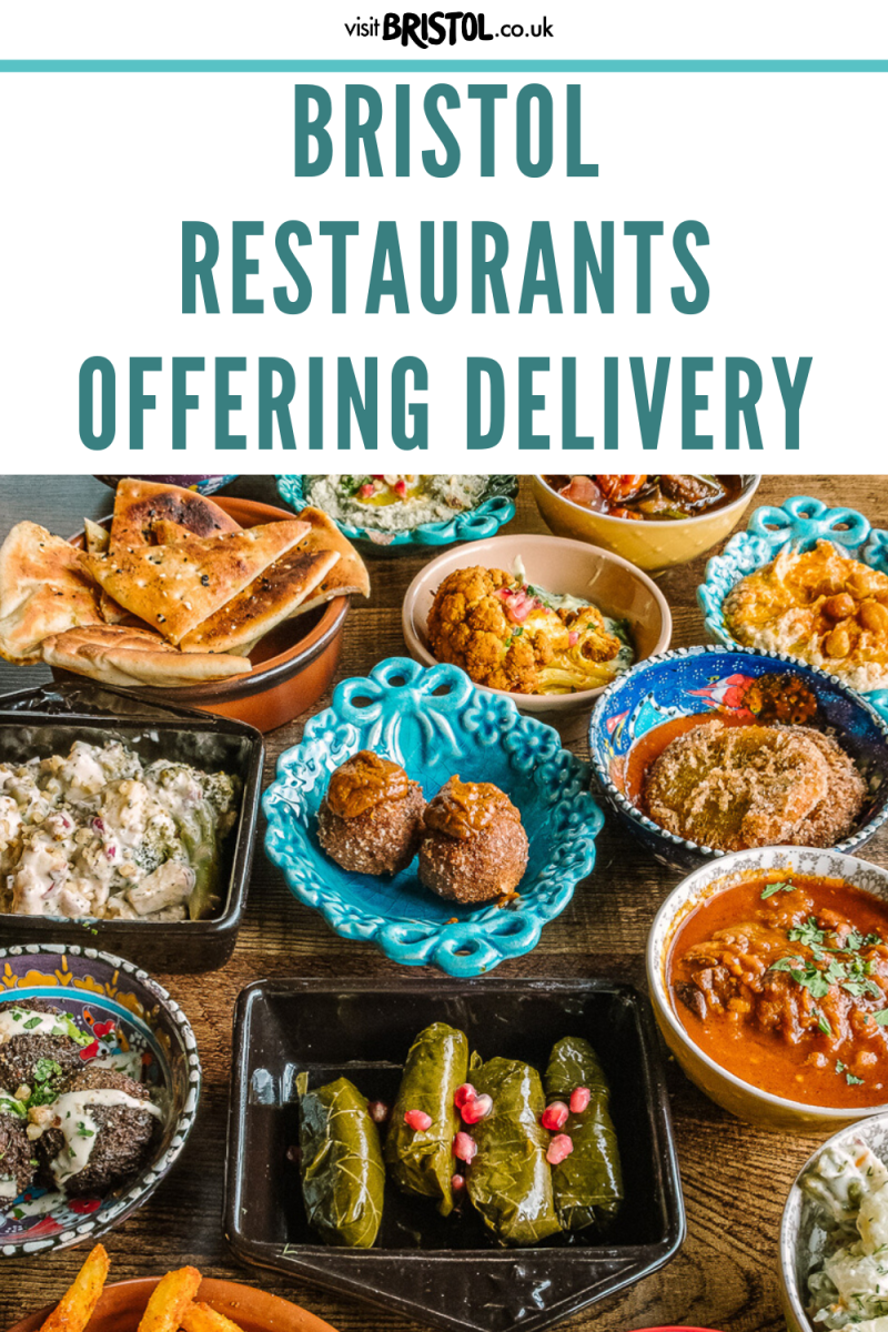 Bristol restaurants offering delivery