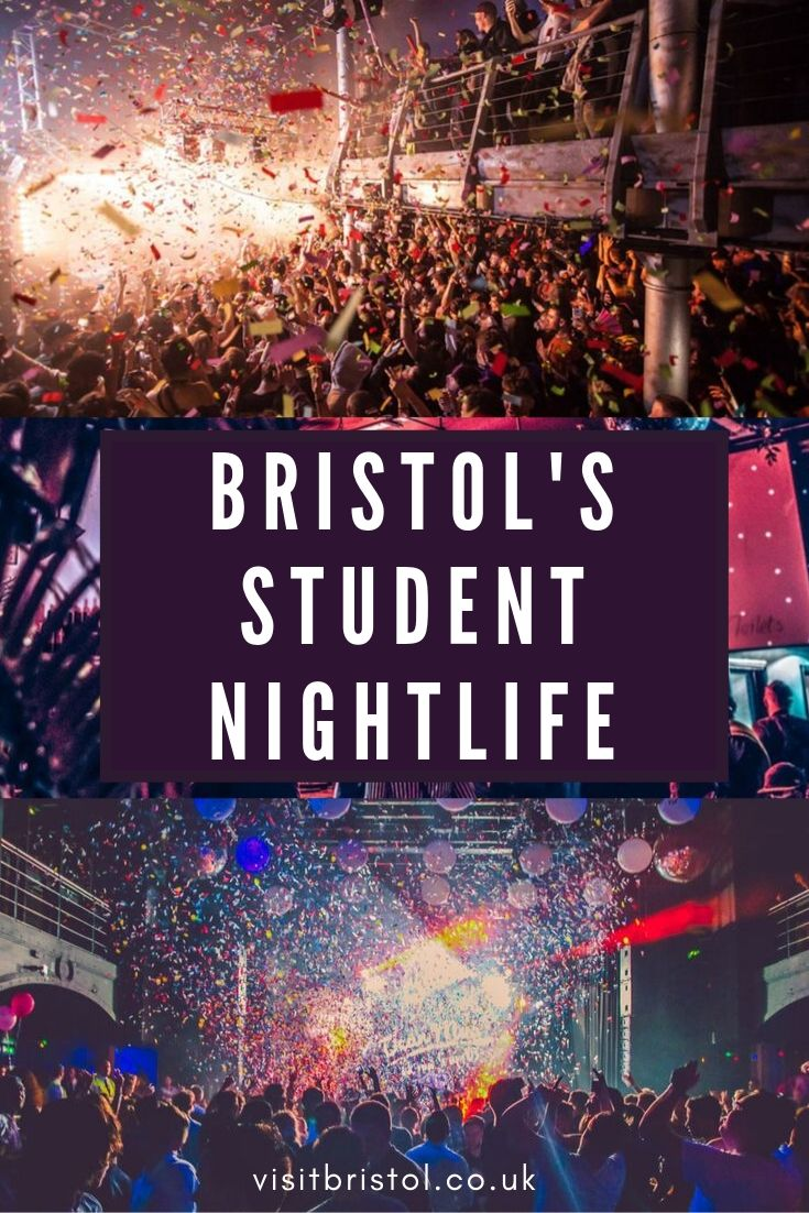 Bristol student nightlife