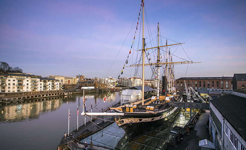 Brunel's SS Great Britain_119 Things to do in Bristol in 2019