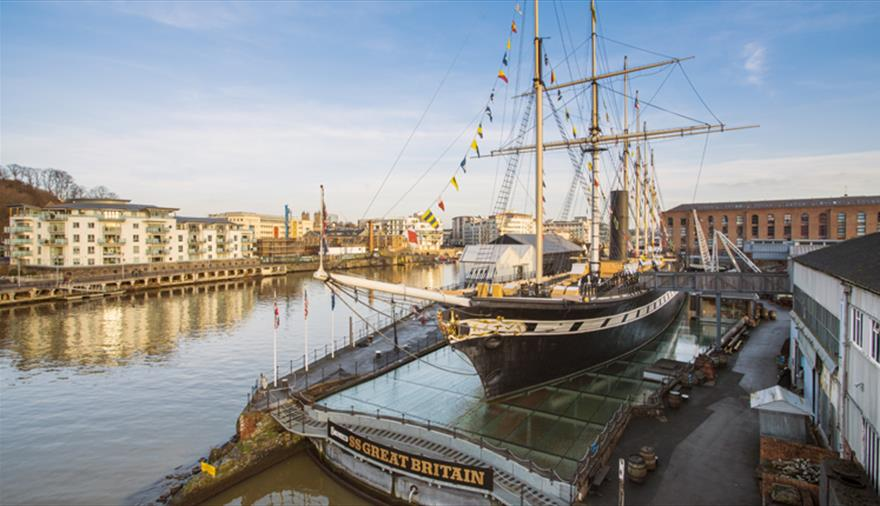 Brunels SS Great Britain