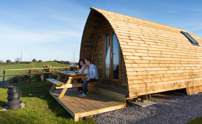 Bristol View Glamping - rural retreat near Bristol