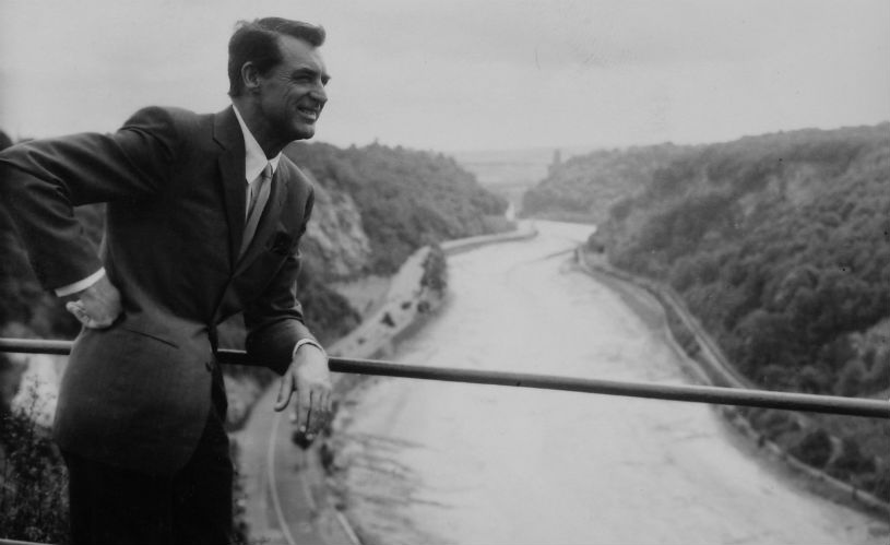 Cary Grant & Avon Gorge Bristol Post - 7 Facts you never knew about Cary Grant's Bristol connections