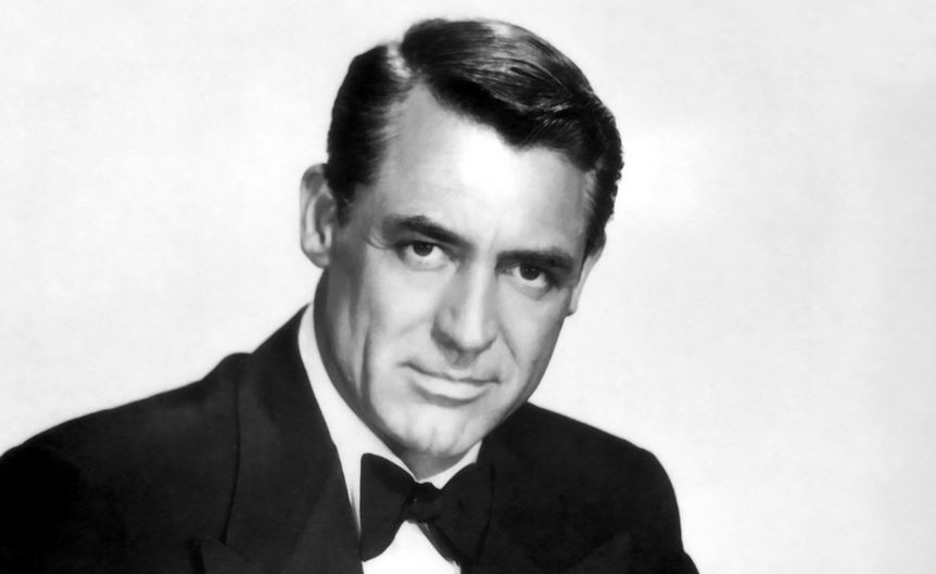 Cary Grant - credit Cary Grant Festival