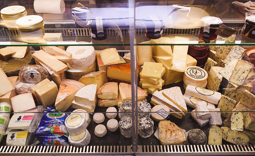 cheese counter source - bristol christmas gift guide