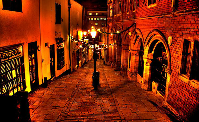 11 Of The Most Haunted Places In Bristol Visit Bristol