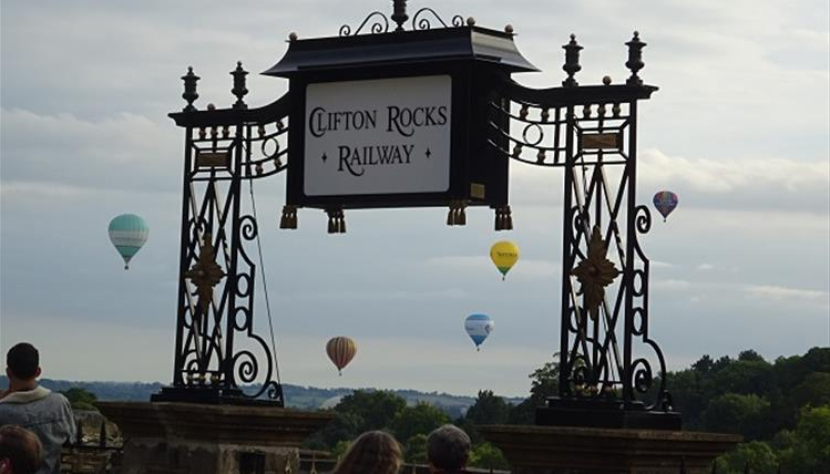 Clifton Rocks Railway - things to do in bristol in May