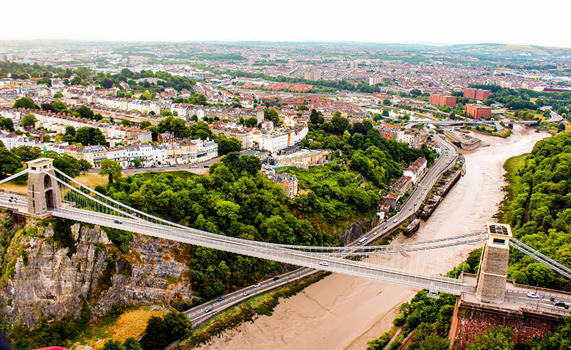 Clifton Suspension Bridge - A - Z of Bristol