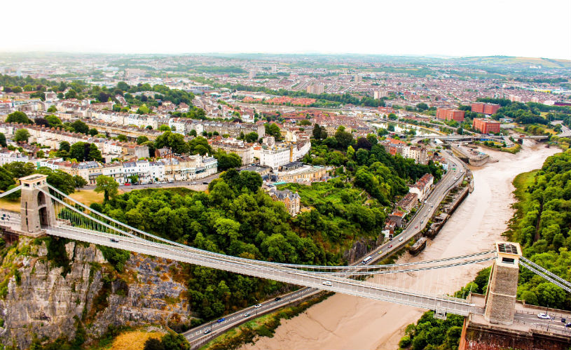 Clifton Suspension Bridge_Angharad Paull