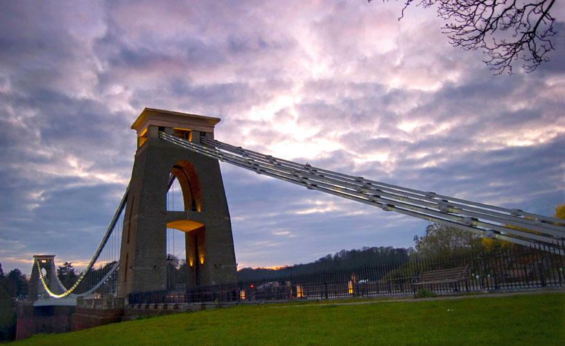 Clifton Suspension Bridge - Gary Newman