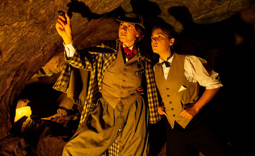 A Halloween Tale at Cheddar Gorge & Caves