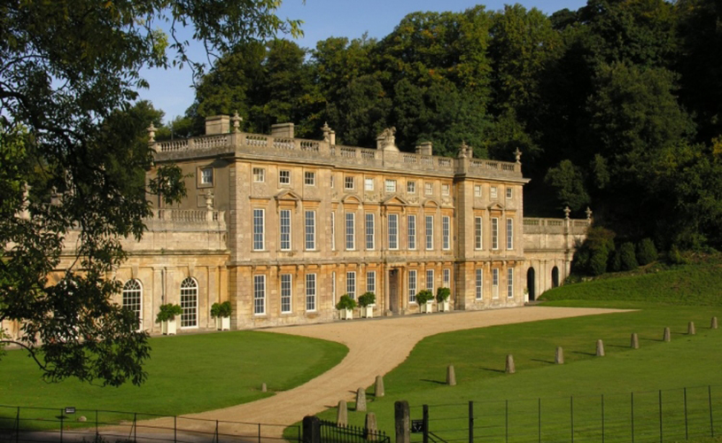 Exterior view of Dyrham Park
