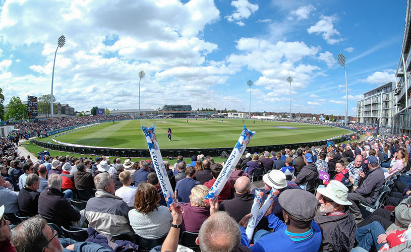 Things to do in May Bristol - Cricket