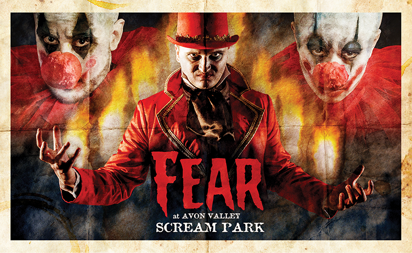 FEAR at Avon Valley Adventure & Wildlife Park