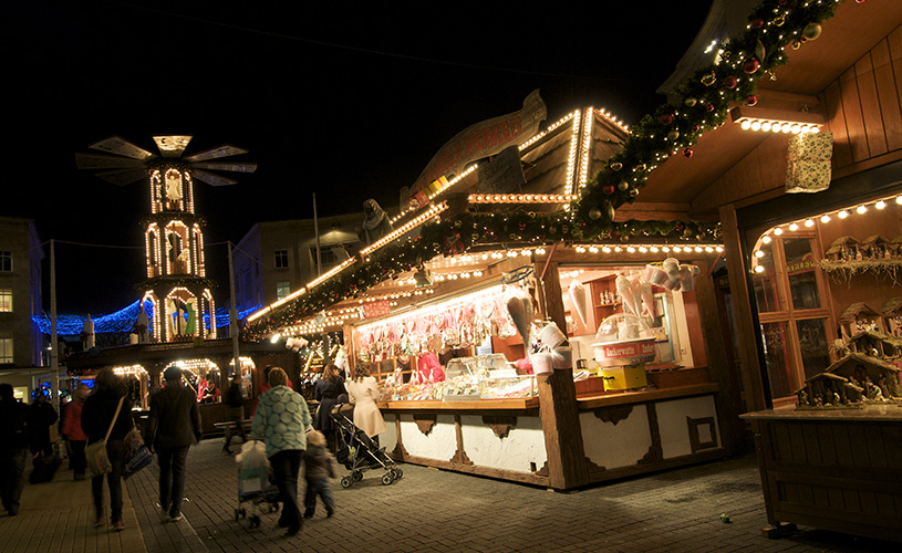 Bristol's Christmas markets - 119 things to do in Bristol in 2019