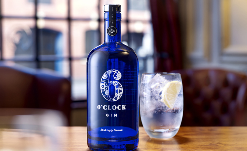 Gin Tasting - 6'oclock gin_Bramley and Gage_119 Things to do in Bristol in 2019