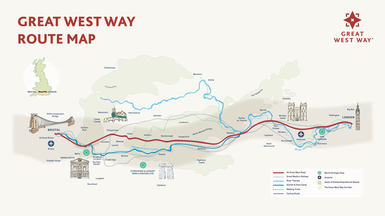 Bristol Maps & Guides | Bristol Street Map