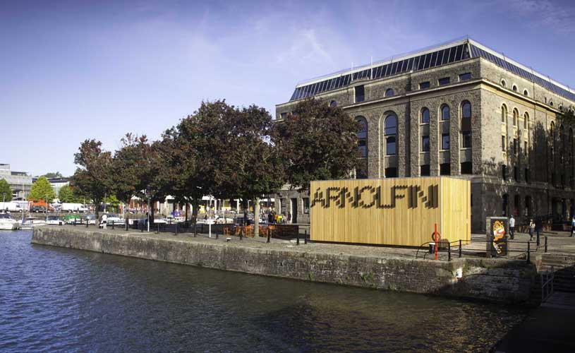 Arnolfini - Independent shops for Christmas shopping in Bristol