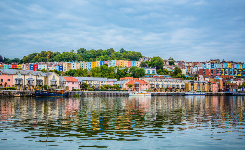 Bristol Harbourside - Credit Dave Page