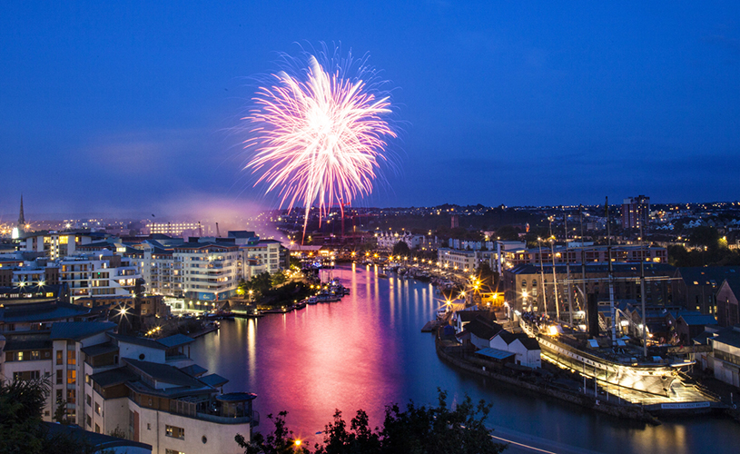 Things to do in Bristol in November 2018 - fireworks