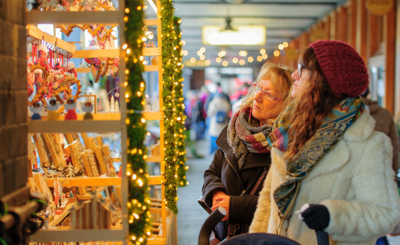 Harbourside Christmas Market Bristol - Bristol Christmas Markets 2018