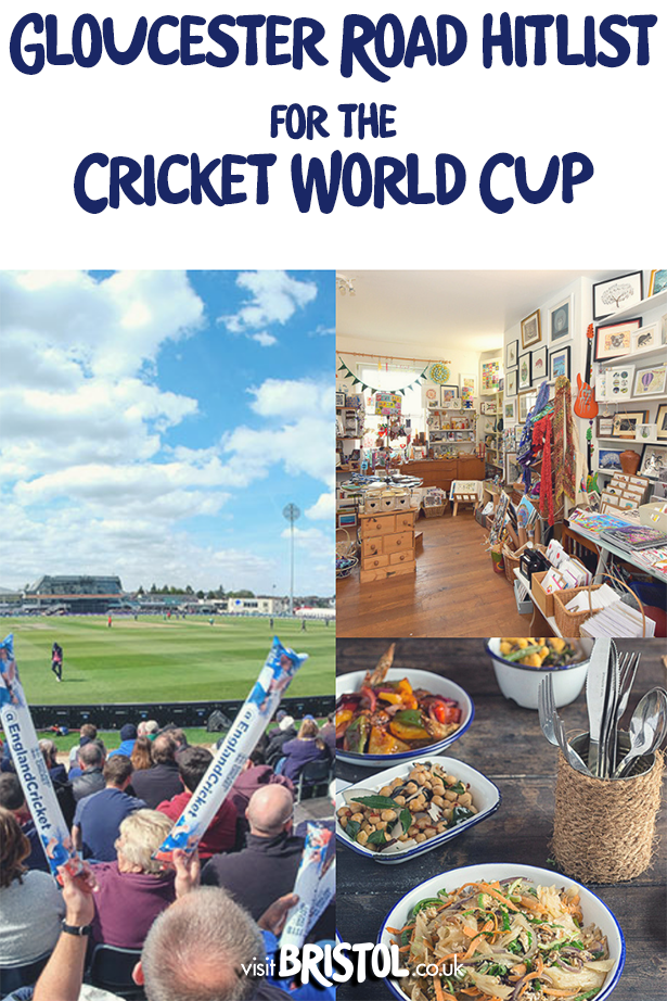 Gloucester road hit list for Cricket world cup in Bristol