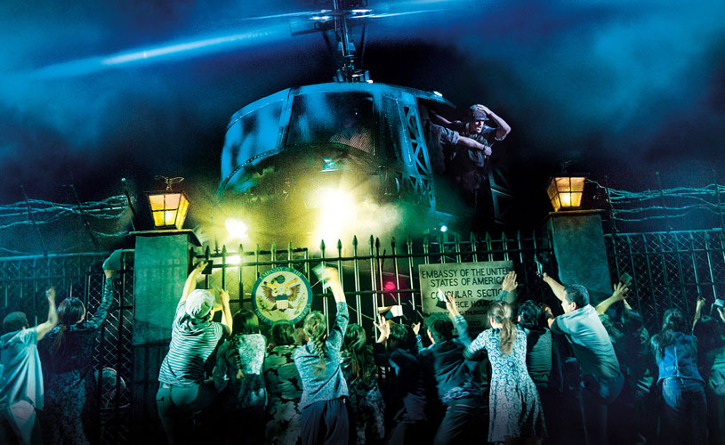 Miss Saigon company