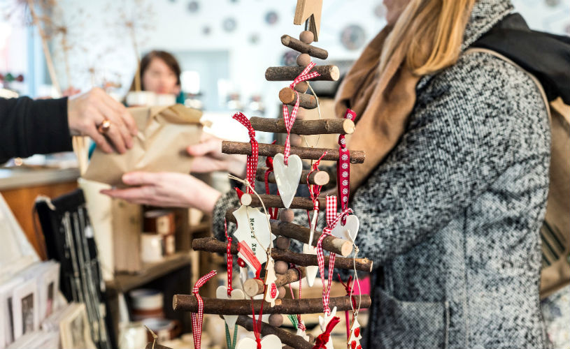 Made in Bristol Gift Fair - shop local at Bristol Christmas Markets 2018