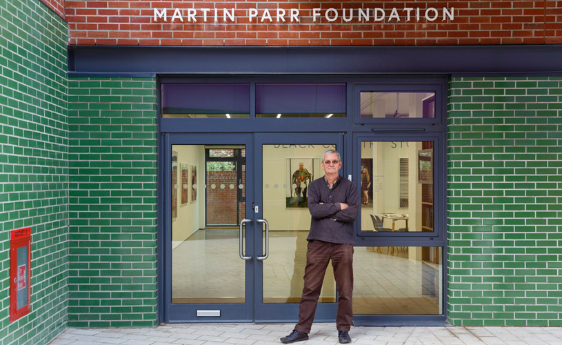 Martin Parr Foundation
